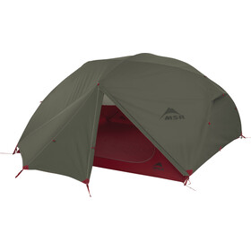 MSR Elixir 4 V2 Tenda, green